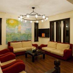 Отель Larissa Akman Çamyuva - All Inclusive интерьер отеля фото 2