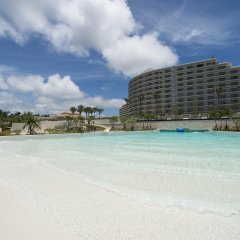 Hotel Monterey Okinawa Spa & Resort Центр Окинавы пляж