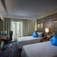 Отель Citrus Sukhumvit 11 Bangkok by Compass Hospitality комната для гостей фото 2