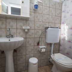 Отель Ecoxenia Studios Греция, Остров Санторини - отзывы, цены и фото номеров - забронировать отель Ecoxenia Studios онлайн ванная