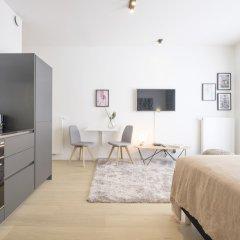 Отель Minimalist Vibes Бельгия, Брюссель - отзывы, цены и фото номеров - забронировать отель Minimalist Vibes онлайн комната для гостей фото 4