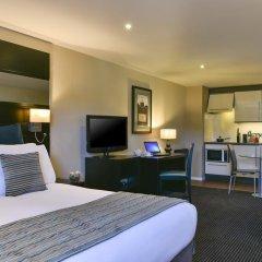 Отель Fraser Suites Glasgow Великобритания, Глазго - отзывы, цены и фото номеров - забронировать отель Fraser Suites Glasgow онлайн удобства в номере фото 2
