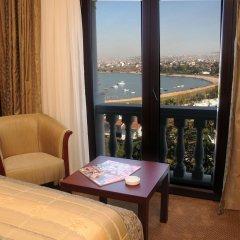 Paradise Island Hotel Турция, Гебзе - отзывы, цены и фото номеров - забронировать отель Paradise Island Hotel онлайн балкон