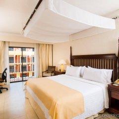 Отель Holiday Inn Merida Mexico комната для гостей фото 4
