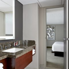 Отель Bethesda Marriott ванная