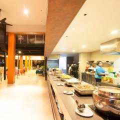 Отель Woraburi The Ritz Паттайя питание