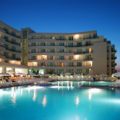 Феста Панорама Отель бассейн