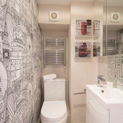 Отель Bright Family Home in Primrose Hill Великобритания, Лондон - отзывы, цены и фото номеров - забронировать отель Bright Family Home in Primrose Hill онлайн ванная фото 2