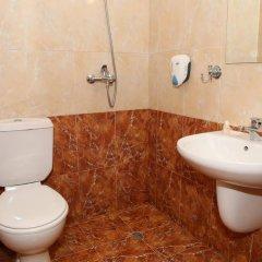 Отель Prim Hotel Болгария, Сандански - отзывы, цены и фото номеров - забронировать отель Prim Hotel онлайн ванная