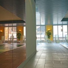 Отель Central Swiss Quality Sporthotel Швейцария, Давос - отзывы, цены и фото номеров - забронировать отель Central Swiss Quality Sporthotel онлайн бассейн фото 3