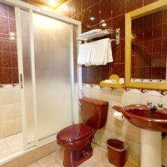 Отель Ridgewood Hotel Филиппины, Багуйо - отзывы, цены и фото номеров - забронировать отель Ridgewood Hotel онлайн ванная фото 2
