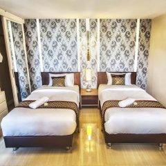 Отель The Aim Sathorn Hotel Таиланд, Бангкок - отзывы, цены и фото номеров - забронировать отель The Aim Sathorn Hotel онлайн комната для гостей
