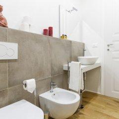 Отель GetTheKey San Vitale Apartment Италия, Болонья - отзывы, цены и фото номеров - забронировать отель GetTheKey San Vitale Apartment онлайн ванная