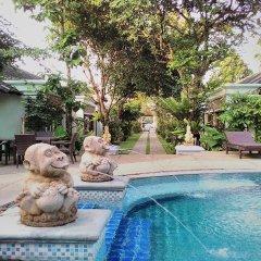 Отель Samui Heritage Resort бассейн фото 3