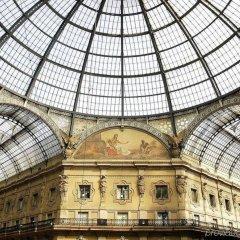 Отель Seven Stars Galleria Италия, Милан - отзывы, цены и фото номеров - забронировать отель Seven Stars Galleria онлайн балкон