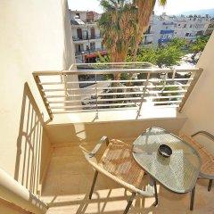 Отель Saint Constantin Hotel Греция, Кос - 1 отзыв об отеле, цены и фото номеров - забронировать отель Saint Constantin Hotel онлайн балкон