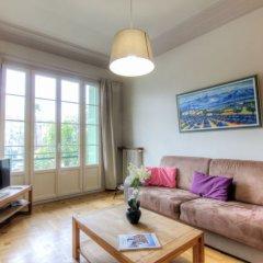 Отель Le Victor Hugo комната для гостей фото 5