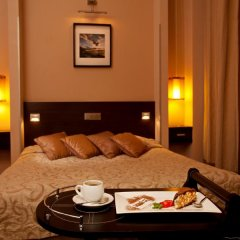 Гостиница Невский Форум 4* Стандартный номер с двуспальной кроватью фото 11