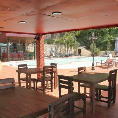 Отель Manohra Cozy Resort бассейн фото 3