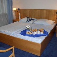 Отель NABUCCO Прага сейф в номере