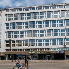 Отель Arass Business Flats городской автобус