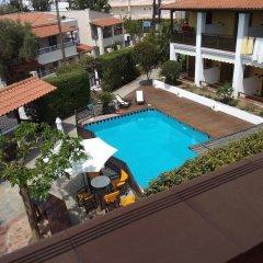 Отель Ammon Garden Hotel Греция, Пефкохори - отзывы, цены и фото номеров - забронировать отель Ammon Garden Hotel онлайн балкон