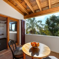 Отель Villa Privilege Tennis балкон
