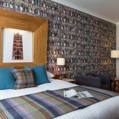 Отель ABode Glasgow сейф в номере