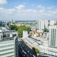 Отель Hilton London Metropole парковка