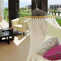 Отель Mareazul Beach Front Resort Playa del Carmen. Мексика, Плая-дель-Кармен - отзывы, цены и фото номеров - забронировать отель Mareazul Beach Front Resort Playa del Carmen. онлайн балкон