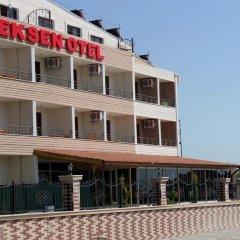 Eksen Hotel Тевфикие фото 9