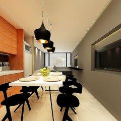 Отель MJ Luxury Suites в номере