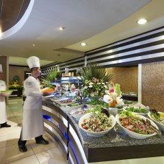 Отель SunConnect Grand Ideal Premium - All Inclusive питание
