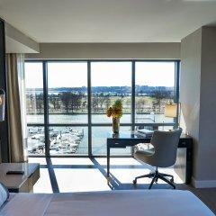 Отель InterContinental Washington D.C. - The Wharf США, Вашингтон - отзывы, цены и фото номеров - забронировать отель InterContinental Washington D.C. - The Wharf онлайн комната для гостей фото 2