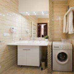 Апартаменты Visitzakopane Sky Apartments Закопане ванная