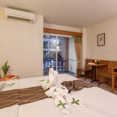Отель Authong Residence Pattaya в номере