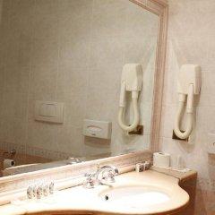 Отель Pace Helvezia ванная