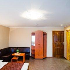 Отель Алгоритм Тюмень комната для гостей фото 3