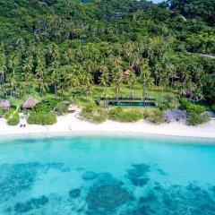 Отель Haadtien Beach Resort пляж фото 2