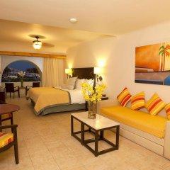 Отель Tesoro Los Cabos Золотая зона Марина комната для гостей фото 5