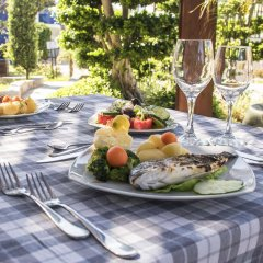 Отель All Senses Nautica Blue Exclusive Resort & Spa-All Inclusive питание фото 3