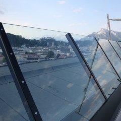 Отель arte Hotel Salzburg Австрия, Зальцбург - отзывы, цены и фото номеров - забронировать отель arte Hotel Salzburg онлайн приотельная территория фото 2