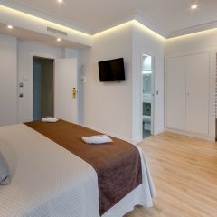 Отель Monte Carmelo Испания, Севилья - отзывы, цены и фото номеров - забронировать отель Monte Carmelo онлайн комната для гостей фото 5