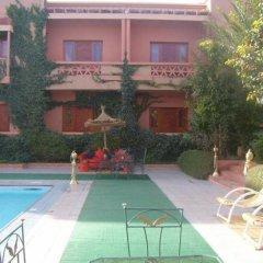 Отель Le Fint Марокко, Уарзазат - отзывы, цены и фото номеров - забронировать отель Le Fint онлайн бассейн