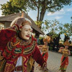 Отель Four Seasons Resort Bali at Jimbaran Bay развлечения