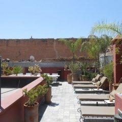 Отель Riad Alegria Марокко, Марракеш - отзывы, цены и фото номеров - забронировать отель Riad Alegria онлайн балкон