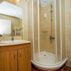 Отель Snezhanka Болгария, Пампорово - отзывы, цены и фото номеров - забронировать отель Snezhanka онлайн ванная фото 2
