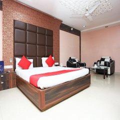 Отель OYO 4127 Hotel City Pulse Индия, Райпур - отзывы, цены и фото номеров - забронировать отель OYO 4127 Hotel City Pulse онлайн комната для гостей фото 3