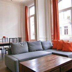 Отель Apartmentsapart Брюссель комната для гостей фото 5