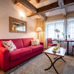 Отель Amour Residences Прага комната для гостей